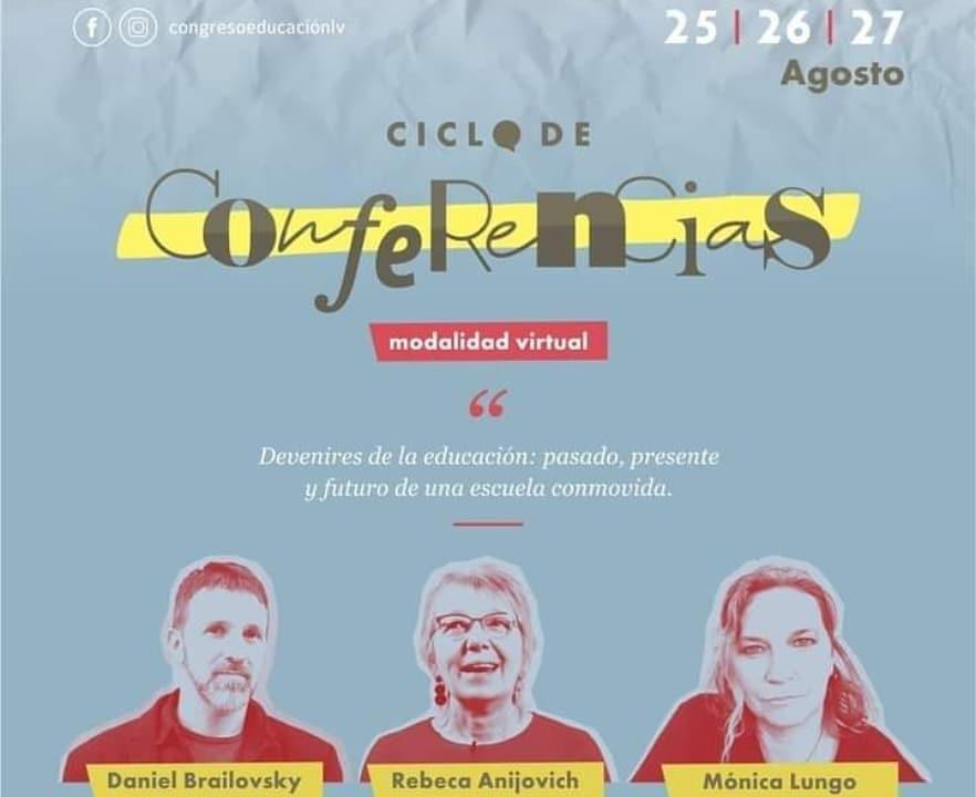 PRESENTAMOS EL SEGUNDO CICLO DE CONFERENCIAS