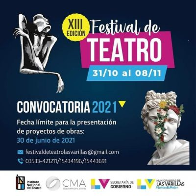 XIII FESTIVAL DE TEATRO