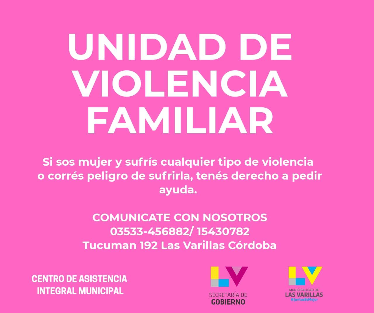 Unidad de Violencia Familiar