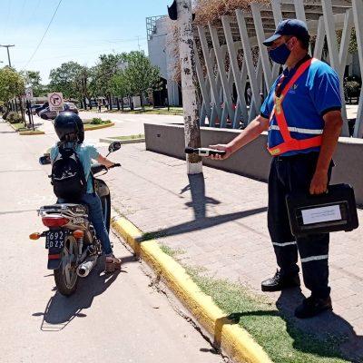 OPERATIVO CONTROL DE CAÑOS DE ESCAPE DE MOTOS