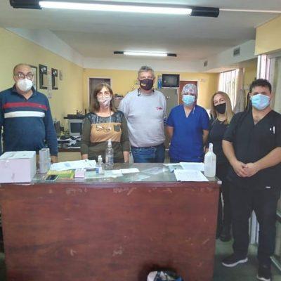 OPERATIVO DETECTAR EN INDUSTRIAS LOCALES