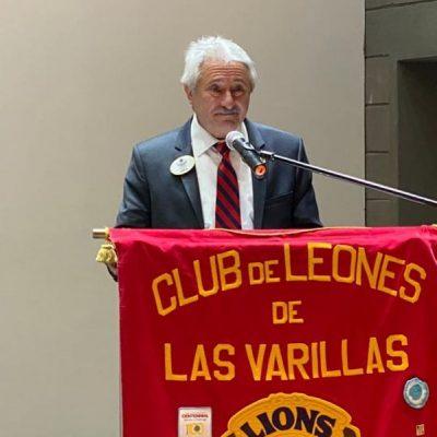 FELICITAMOS Y ACOMPAÑAMOS AL CLUB DE LEONES