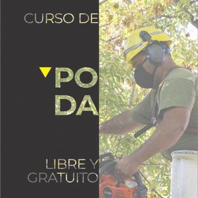 CURSOS DE PODA Y JARDINERÍA